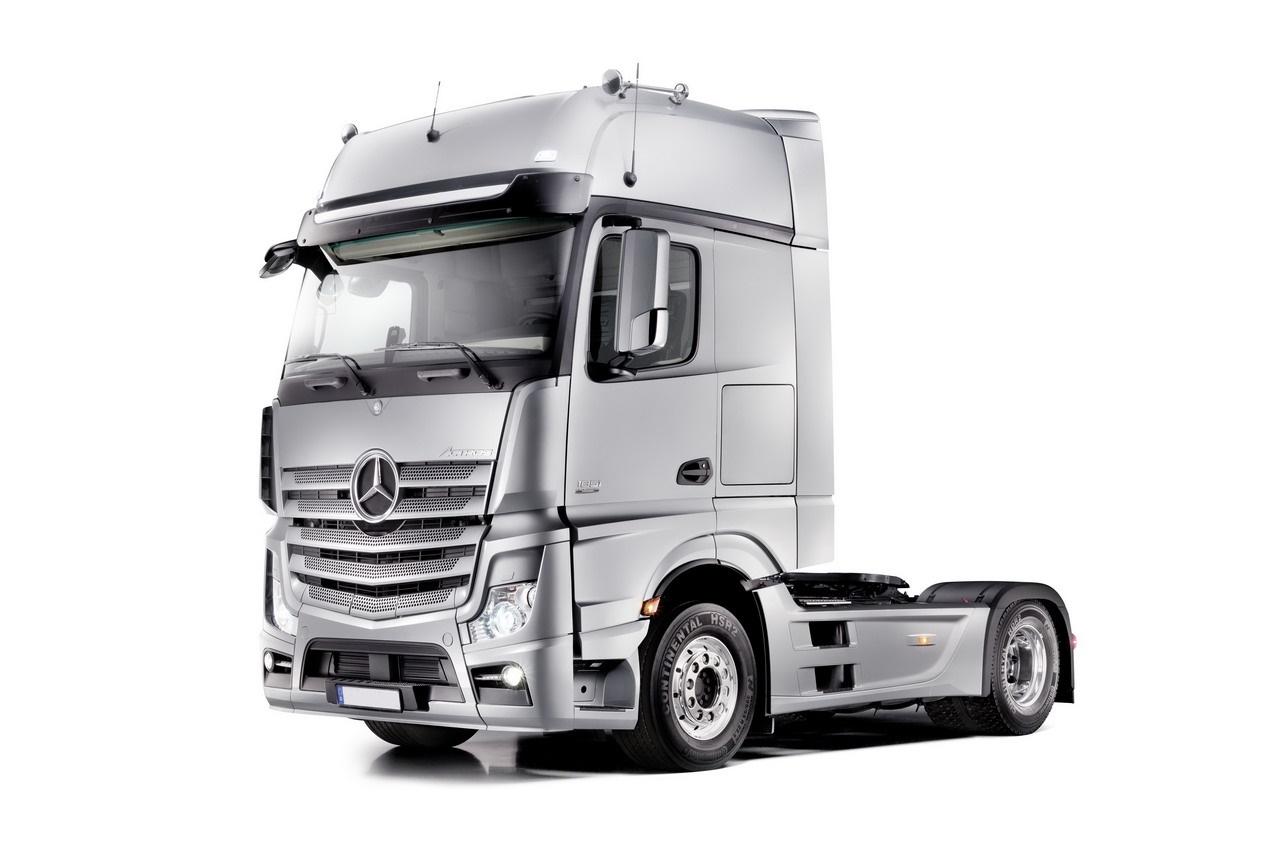 ремонт форсунок грузовиков Mercedes-Benz